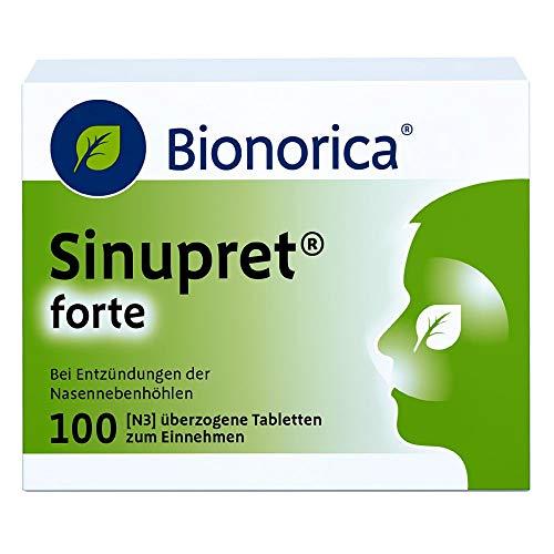 Sinupret Forte �berzogene Tabletten, 100 St