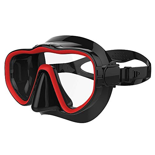 Kraken Aquatics Snorkel Dive Mask with Silicone...