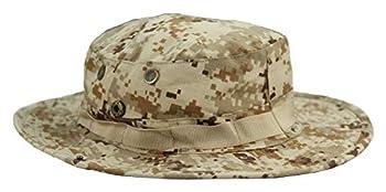 Marine Marpat Tactical Desert Digital Camouflage Boonie Hat