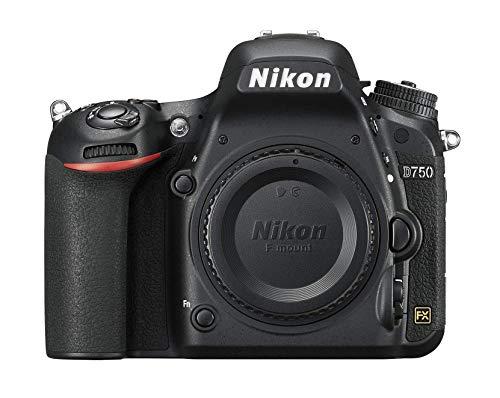 Nikon D750 Camera Body, Black