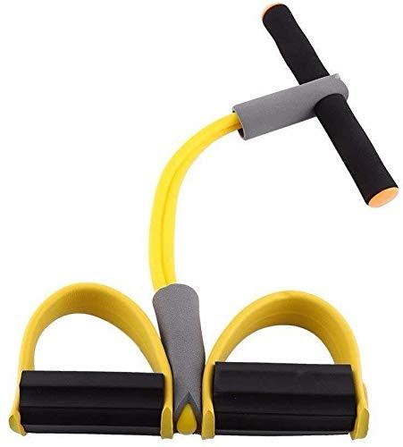 UKMC Ab Exercise Tummy Trimmer, Men & Women Elastic Waist Trimmer For Home Workout, Body Toner Equipment - Pack of 1