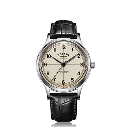 Rotary 125° compleanno edizione limitata Heritage orologio