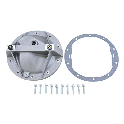 Yukon Gear & Achse (YP C3-GM8.5-R) Aluminium Girdle Cover für GM 8.2/8.5 TA HD Differential