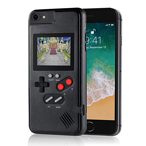 Handheld Retro Game Console Phone Case, Compatible with iPhone 7 8