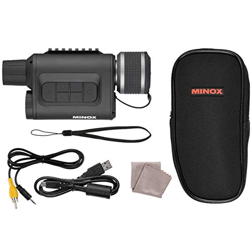 Minox NVD 650 digitales Nachtsichtgerät 6-30x50 mit Aufnahmefunktion