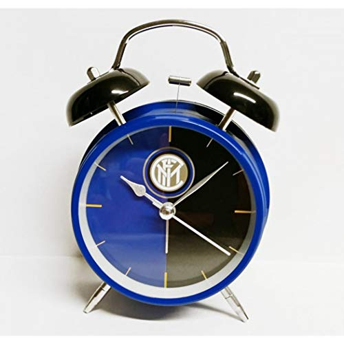 giemme Werbematerial Original Wecker Inter Mailand Crest Novita 'official Fußball Geschenk