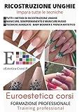 Ricostruzione Unghie: Libro Ricostruzione unghie , tutte le tecniche