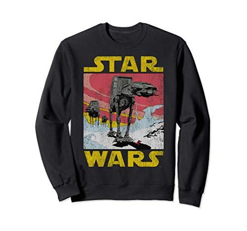 Star Wars AT-AT Sunset Logo Walker...