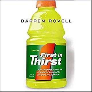 First in Thirst audiobook cover art
