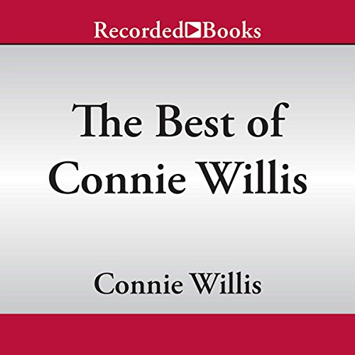 The Best of Connie Willis audiobook cover art