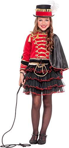 chiber Disfraces Disfraz de Domadora de Circo para Niña (9 años)