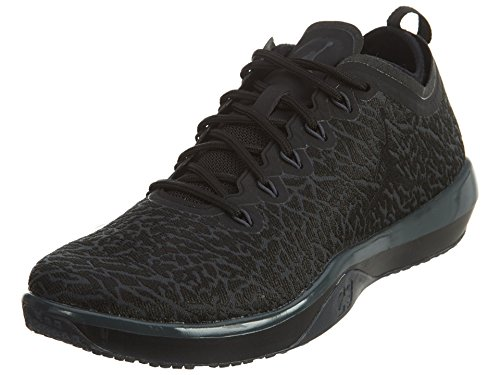 Nike Jordan Trainer 1 Low - Zapatillas deportivas, color negro (Black / Black-Anthracite), talla 43
