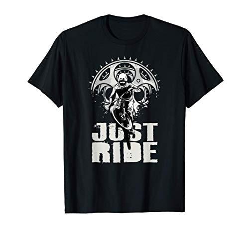 Vélo de descente - Cadeau pour vélo de montagne - VTT T-Shirt