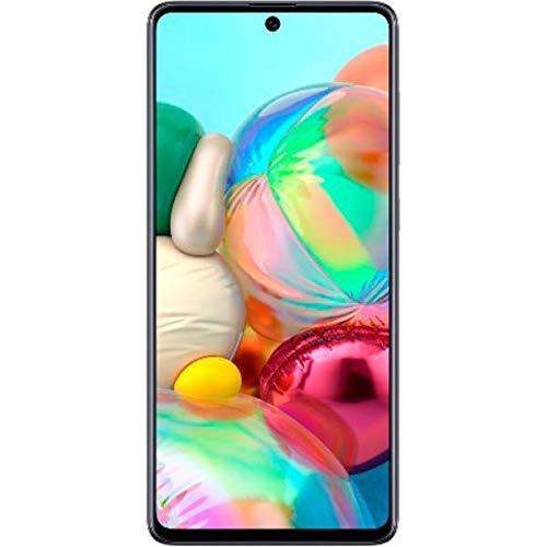 Samsung Galaxy A71 Dual SIM 128GB 8GB RAM SM-A715F/DS Haze Crush Silver