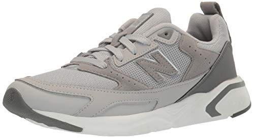 New Balance Women's 45X V1 Sneaker, Rain Cloud/Castlerock, 5.5 Wide