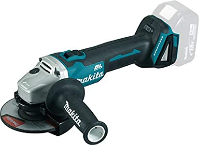 MAKITA DGA504Z DGA504Z-Miniamoladora 18V Litio 125mm BL
