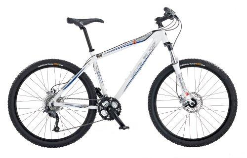 Land Rover Experience Team Mountain Bike - Polar White, 18 Inch