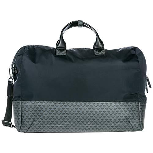 Emporio Armani bolso de viaje nuevo blu