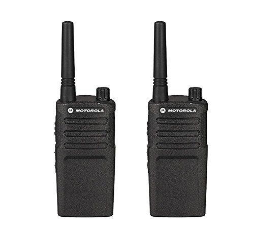 RMM2050 2 Pack of Two-Way Business Radio by Motorola,Black