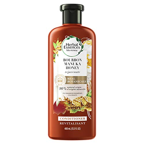 Herbal Essences Herbal Essences Bio Renew Rejuvenate Bourbon Manuka Honey Hair Conditioner, 13.5 Oz, 13.5 Oz