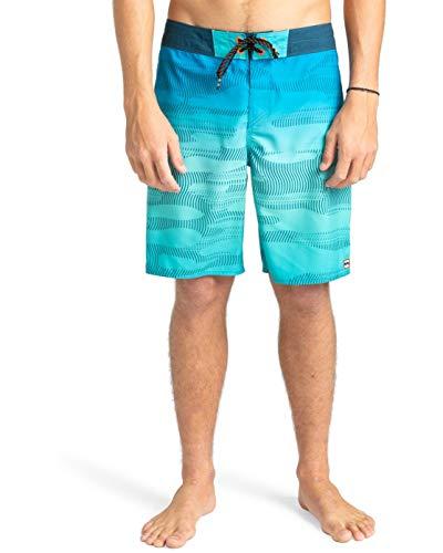 "BILLABONG™Resistance 18.5"" - Board Shorts - Men - 34 - Blue"
