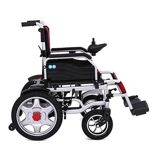 Inicio Accesorios Ancianos Discapacitados Obesos De mediana edad Silla de ruedas eléctrica...