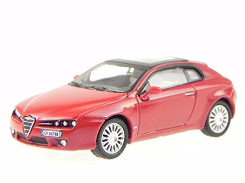 Alfa Romeo Brera rot Modellauto C171BND-005 Cararama 1:72