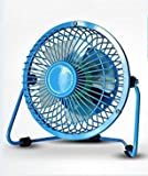 Cute CrittersMini USB Fan, Portable Metal Desk Fan, Quiet and Cooling for Office Home School and...