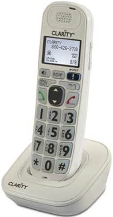 Clarity D702HS Accessory Handset for D702 Series Phones (CLARITY-D702HS)