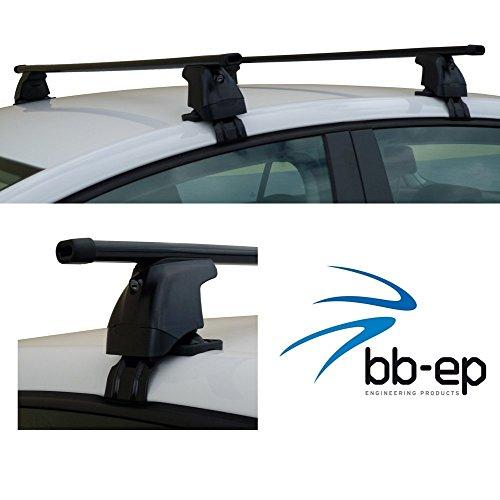 BB-EP Dachträger 90114081 für Volkswagen Golf V Plus (Golf 5 Plus) - 5 Türen (Schrägheck) - ab Baujahr 2004 bis 06/2008 mit normalem Dach