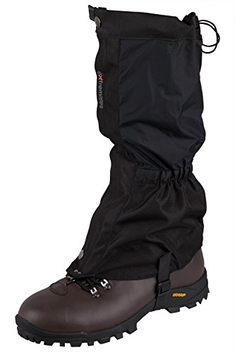 Extremities Packagaiter Goretex Paclite Walking Gaiter - Black