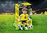 PLAYMOBIL Jugador de Fútbol del BVB - Borussia Dortmund
