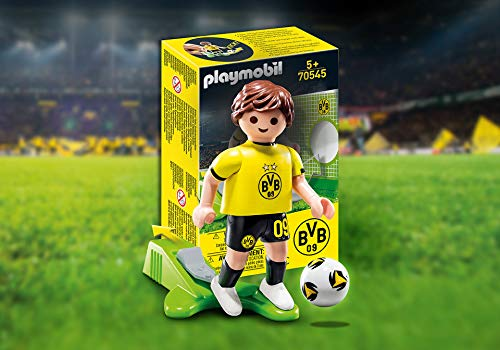 PLAYMOBIL 70545 Borussia Dortmund BVB Figur Promo Fussballer Fußballspieler