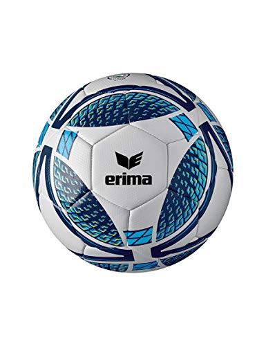Erima Unisex– Erwachsene Senzor Training Fußball, New Navy/Curacao, 3