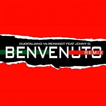 Benvenuto (feat. Jenny D.) [Remixes]