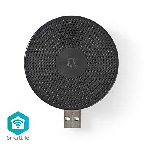 Draadloze Smart Home Deurbelontvanger | Accessoire voor WIFICDP10GY | USB
