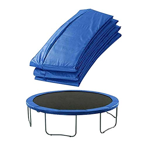 LQKYWNA Trampoline Pad Mini Trampoline Replacement Cover Waterproof Exercise Trampoline Tool for Indoor or Outdoor Trampoline (14inch)