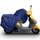 North East Harbor Superior Travel Dust Motorcycle Scooter Moped Cover : Fits Up To Length 80' - All Scooter + Mopeds - For Yamaha Honda Suzuki Kawasaki Ducati Bmw Aprilia Triumph Buell Motorcycles