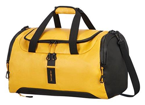 Samsonite Paradiver Light - Bolsa de viaje, S (51 cm - 47 L), Amarillo (Yellow)