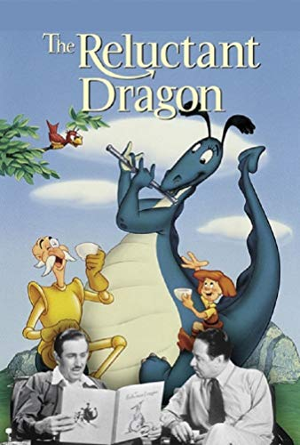 The Reluctant Dragon illustrated (English Edition)