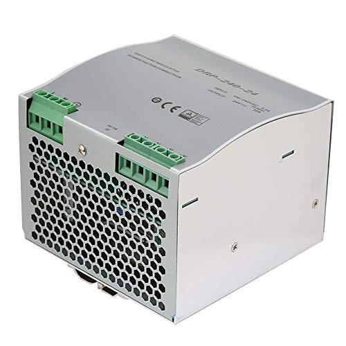 Fuente de alimentación DIN-Rail Alta confiabilidad 240W Refrigeración automática monofásico AC DC Fuente de alimentación conmutada tamaño pequeño para equipos de iluminación