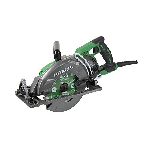 Product Image of the Hitachi C7WDM 7 1/4' 15-Amp Worm Drive Circular Saw