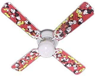 Best mickey mouse ceiling fan Reviews