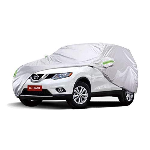 TYTZSM Autoabdeckung Nissan X-Trail Autoabdeckung SUV Dickes Oxford-Tuch Sonnenschutz Regendicht Warme Abdeckung Autoabdeckung (Farbe : 2014)