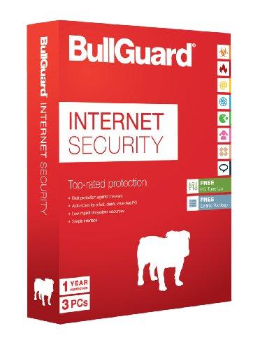 Bullguard Internet Security V14.0 1 Year 3 Users Mini Tuck-in Box