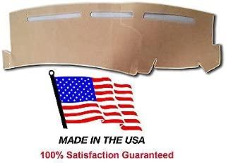 2001-2006 Chevy Avalanche Dash Cover Mat Pad Carpet (BEIGE)