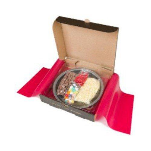 Maak je eigen Chocolade Pizza Geschenken en, Kaarten bruiloft, Geschenk, Idee Gelegenheid, Geschenk, Idee Gepersonaliseerd