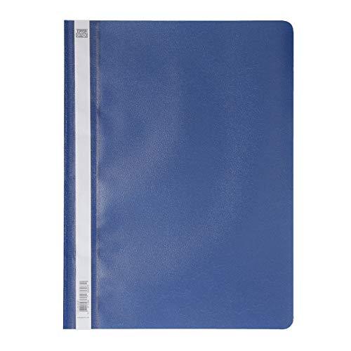 TTO Schnellhefter A4 PP 110/170µm, Blau