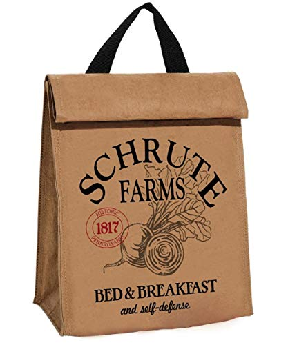 Ripple Junction The Office Schrute Farms Roll Top Lunch Bag
