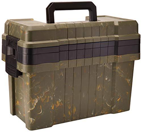 Plano Wartungskoffer für Gewehre, Aufbewahrungskoffer für Reinigungs- und Wartungsutensilien, Tarnfarbe